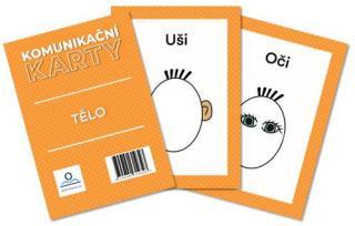 Komunikační karty Tělo - Staněk Martin [Karty]
